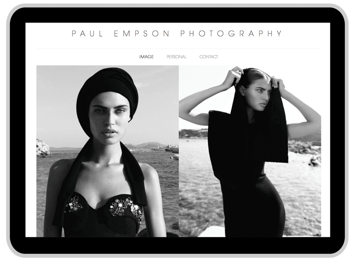 photography website paul empson