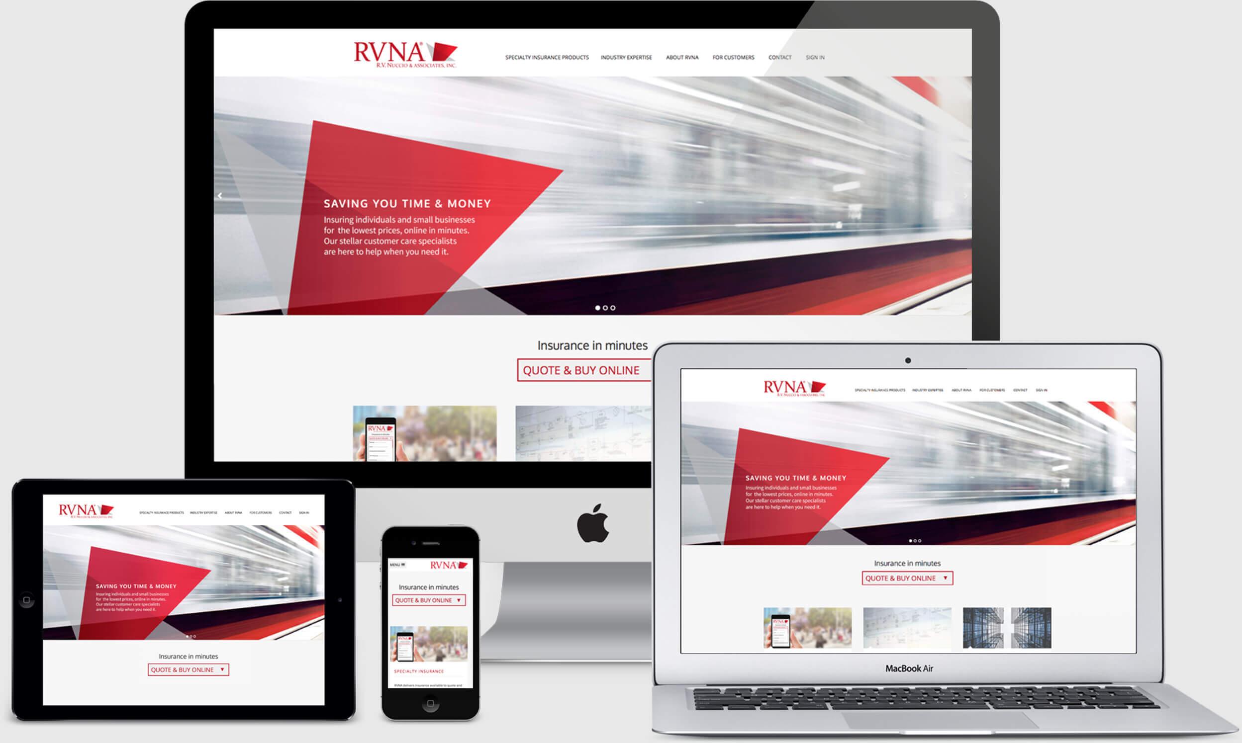 rvnuccio responsive web design