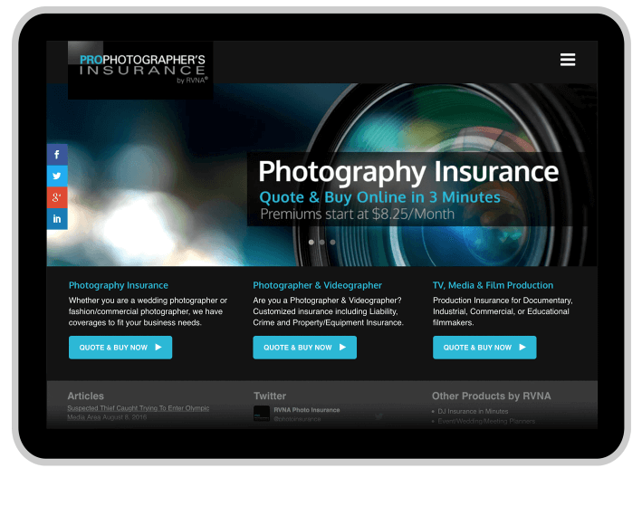 pro-photo-website